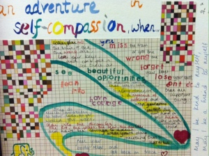 An Adventure in Self-Compassion
